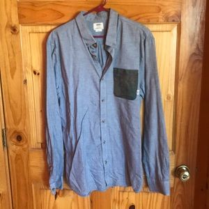 Vans Button Up Shirt
